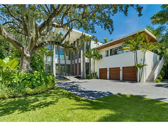 Mansão Moderna no Sunset Island - Miami Beach -$22,888,888