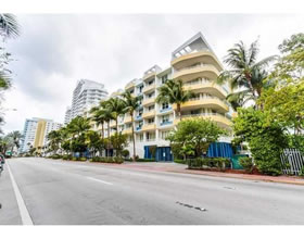 Apartamento a venda no Indian Creek Drive - Miami Beach -$350,000