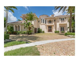 Mansão em Fort Lauderdale, Florida - $ 2,150,000