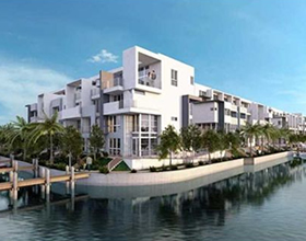Iris On The Bay - Miami Beach - Novo Apto de Luxo - $925,000