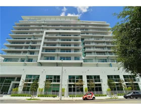 Le Parc at Brickell -Novo Apto de Luxo Mobiliado - Brickell / Downtown Miami - $890,000