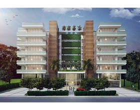 Le Jardin Residences - Novo Apto de Luxo - Bay Harbor Islands - Miami Beach - $780,150