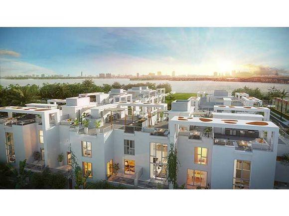 One Bay Residences - Pronto em 2017 - no Miami Design District-$777,578