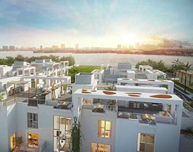 One Bay Residences - Pronto em 2017 - no Miami Design District-$777,578