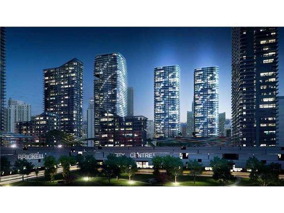 Brickell Heights Apto Novo Pronto em 2017 - Brickell / Downtown Miami- $1,096,900