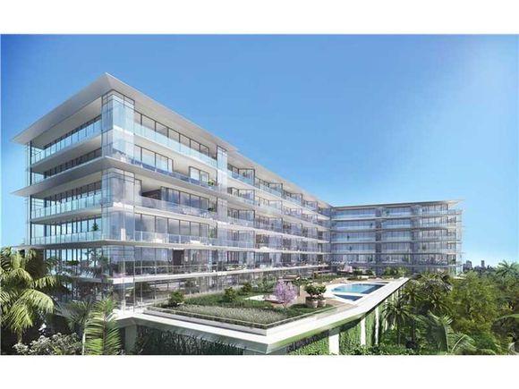 900 Alton - Pr�-Constru��o - Miami Beach Apto de Luxo - $1,105,500