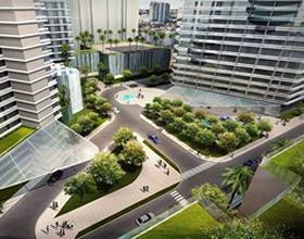 Paraíso - Apto de Luxo 4 Dormitórios - Prédio novo em frente da baia perto de Downtown - $1,766,900