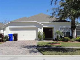 Ótima Casa de 4 quartos para Venda em Orlando Pertinho da Disney $214,000