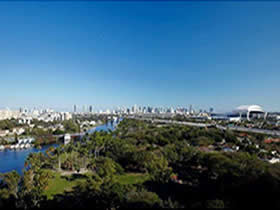 Bom Negocio! Apto 2 dormitorios - Terrazas Riverpark Village - Downtown Miami - $539,550