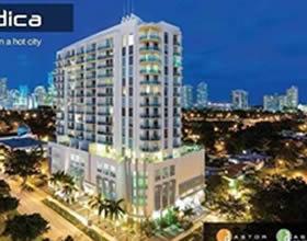 Apto. Mobiliado - Nordica - Downtown Miami (2 dormitorios / 2 vagas) - $499,900