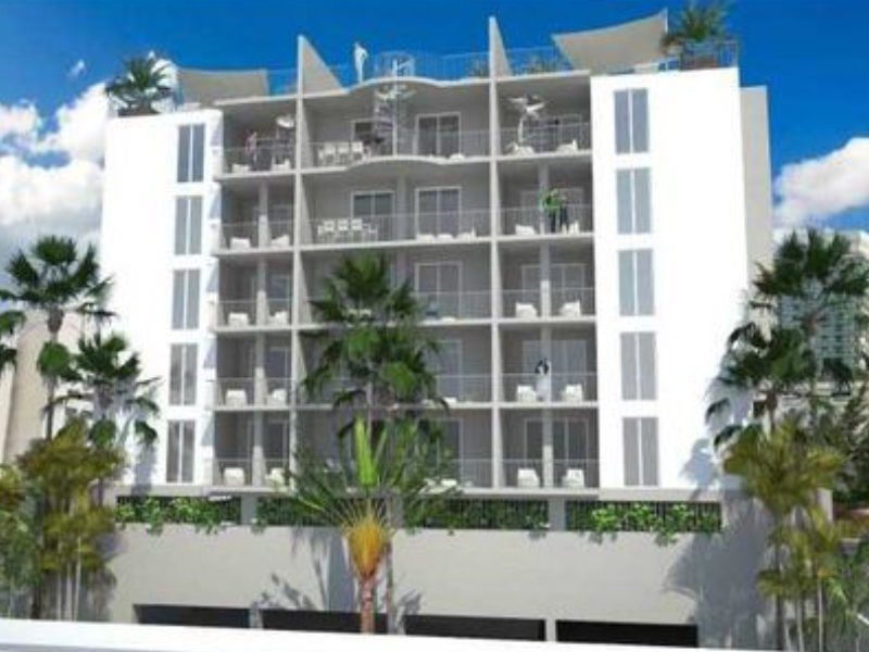 Apto Novo - Edgewater - Miami - 2 dormitórios - $375,000