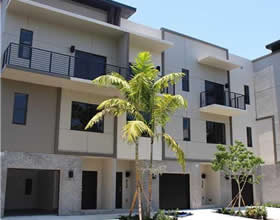 Novo Townhouse de Luxo no KOI Residences and Marina - Pompano Beach - $ 469,000