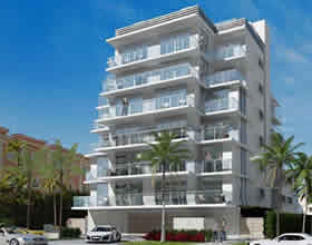 Apto Novo 3 Dormitorios em Bay Harbor Islands - Miami Beach - $949,000
