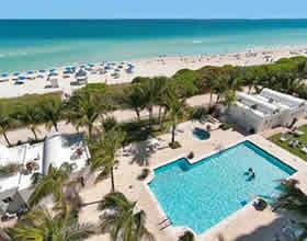 Apto em frente a praia no predio de luxo Akoya - Miami Beach - $515,000