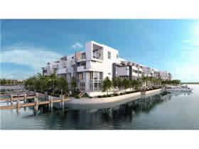 Townhouse Novo - 3 Dormitorios - Iris On The Bay - Miami Beach $925,000