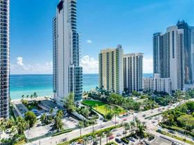 Apto Mobiliado - 3 quartos - em Sunny Isles Beach - Miami $689,000