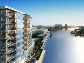 Lançamento - Em Construção - Apto 3 dormitorios no Predio - Adagio Fort Lauderdale $1,995,000
