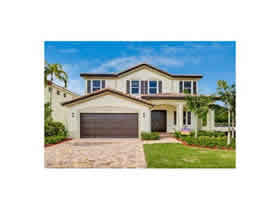 Casa Nova em Homestead - Miami - 4 dormitorios $361,375