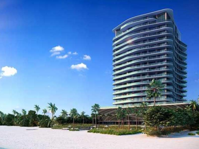 Sabbia Beach - Predio de Luxo em frente a praia em Pompano Beach- Florida $2,000,000