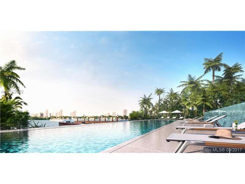 Novo Monrad Terrace - Apto de Luxo - 2 dormitorios - em Construcao - Miami Beach $1,800,000
