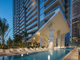 Novo Apto de Luxo no Brickell City Centre - 3 Dormitorios - Downtown Miami $1,300,000