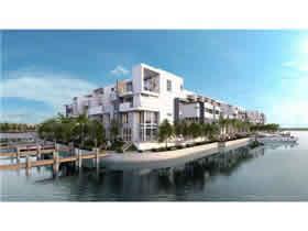 Nova Casa Geminada 3 dormitorios em Miami Beach $799,000