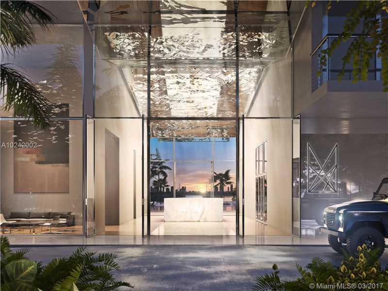 Novo Apto. de Luxo - 2 quartos no Monad Terrace - Miami Beach $1,800,000