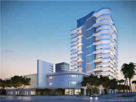 Apartamento de Luxo em Construcao - L'Atelier - Miami Beach $3,559,000