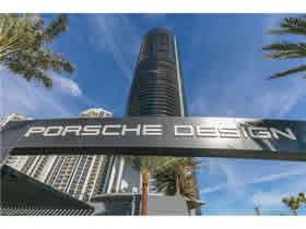 Apto no Porsche Design Tower em frente a praia em Sunny Isles Beachn 7,698,000