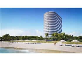 Apto em frente a praia no Eighty Seven Park - Collins Ave - Miami Beach $10,100,000