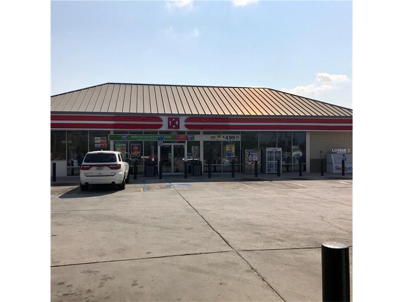 Posto de Gasolina e Loja de Convenienca A Venda em Tampa, Florida $250,000