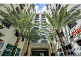 Cobertura A Venda no Metropolis at Dadeland - Sul de Miami - $398,000