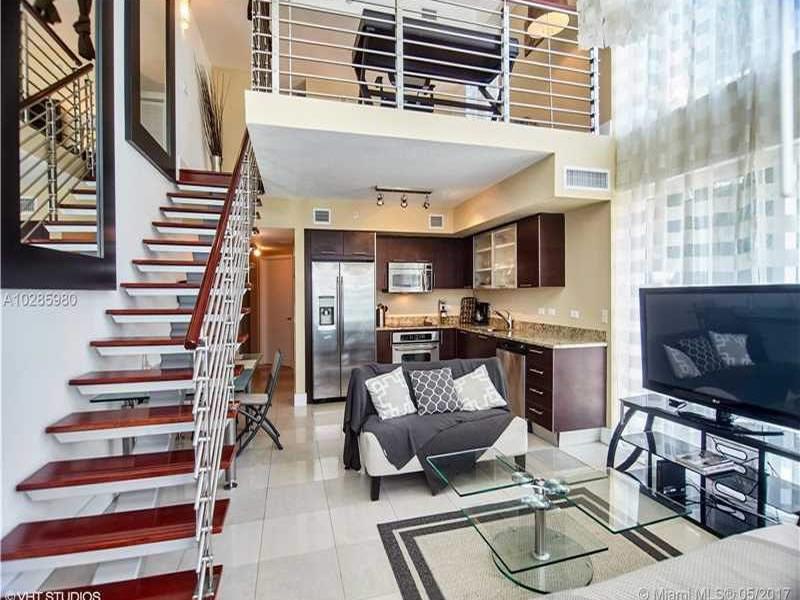Apartamento Loft Duplex no Brickell on the River - Downtown Miami - $395,000