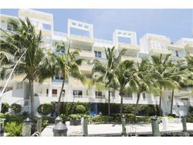 Apartamento Grande A Venda com Vista em Miami Beach - $495,000