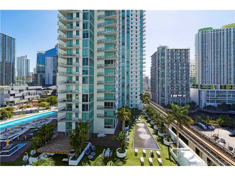 Apartamento A Venda no The Ivy - Brickell - Downtown Miami - $360,000