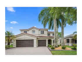 Casa de Luxo com Piscina em Weston - Broward County Florida $ 749,000