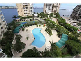 Apto de Luxo na ilha Brickell Key - Miami $1,200,000