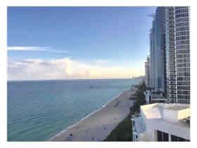 Apto Mobiliado no Sole On The Ocean - em Frente A Praia - Sunny Isles Beach $590,000