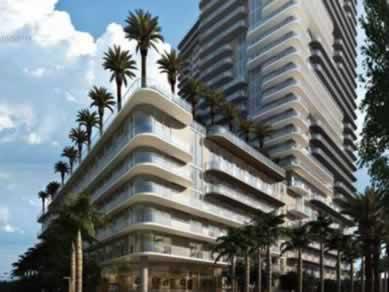 Apto Novo no Hyde Midtown - Aluga 12 Vezes Por Ano em Dolares $459,900
