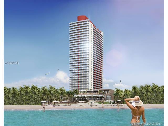 Apto Mobiliado Perto da Praia e Shopping - Beachwalk Hallandale - Miami $689,900