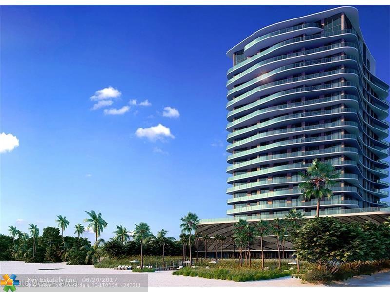 Novo Apto em Frente a Praia - Sabbia Beach - Pompano Beach - 3 dormitorios $1,270,000