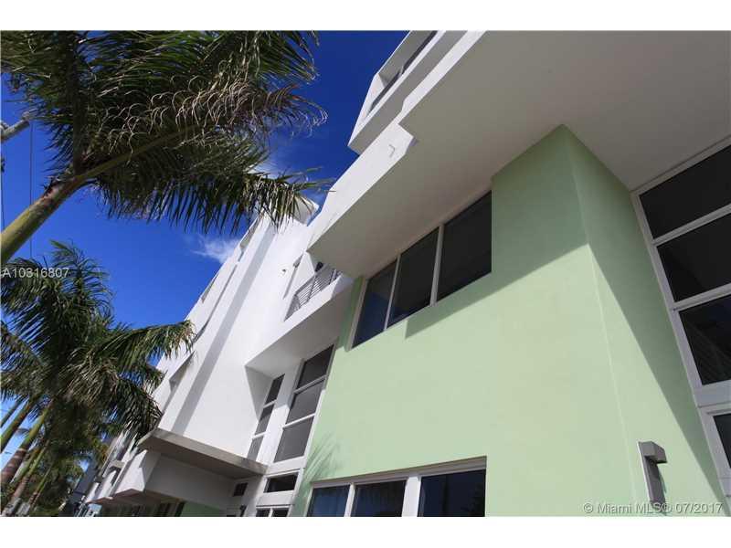 Townhouse Novo no Iris on the Bay - Miami Beach - 3 dormitorios $1,155,000