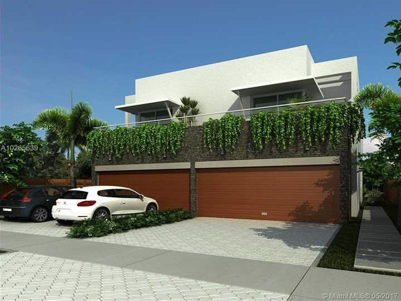 Novo Townhouse A Venda - 3 Dormitórios em Fort Lauderdale - $599,900