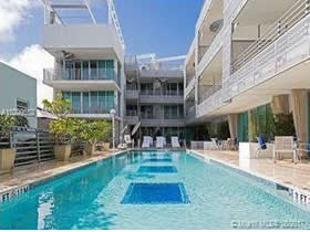 Apto Mobiliado no Z Ocean Apart- Hotel em South Beach - Miami Beach - $349,000