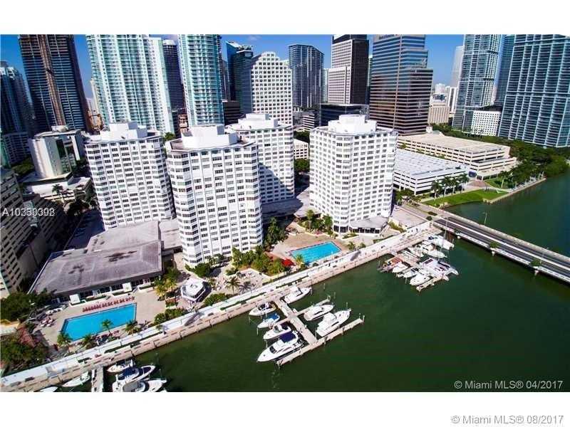 Apto 2 quartos em Condo Hotel - Brickell - Centro de Miami - $250,000