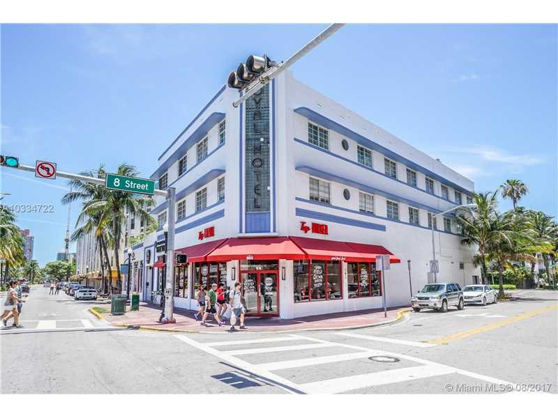 Apto mobiliado em South Beach - Pode Fazer Aluguel Temporada - Miami Beach - $249,000