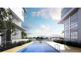 Novo Apartamento de Luxo - 3 dormitorios no Iris On The Bay - Miami Beach - $819,000