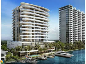 Aquablue Fort Lauderdale Apto de Luxo A Venda - $1,499,000