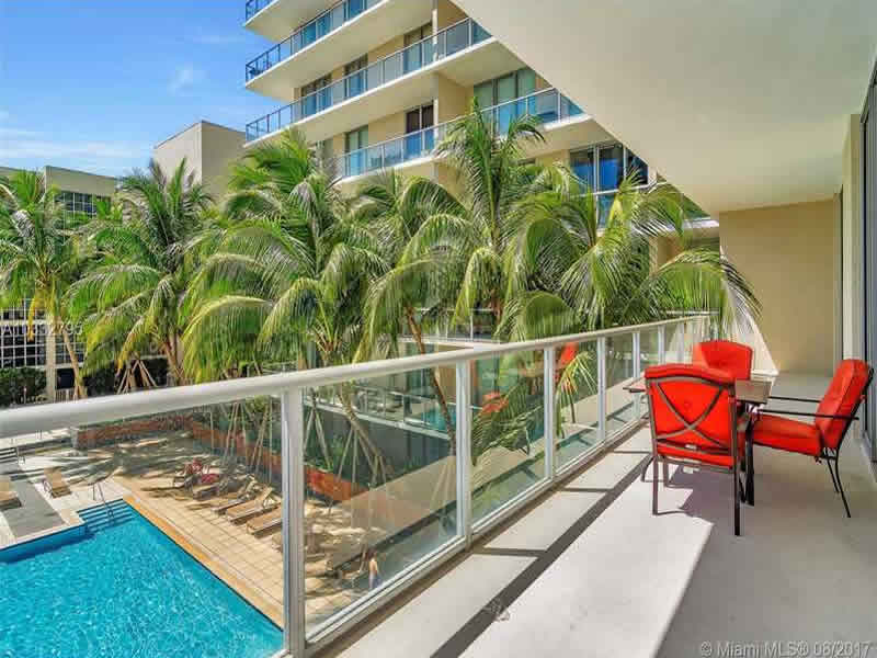Apto 2 Dormitórios A Venda no Midtown - Miami Design District - Centro Miami - $450,000