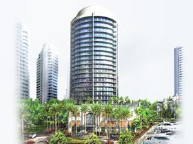 Maravilhoso Apartamento em William Island, Aventura, Miami